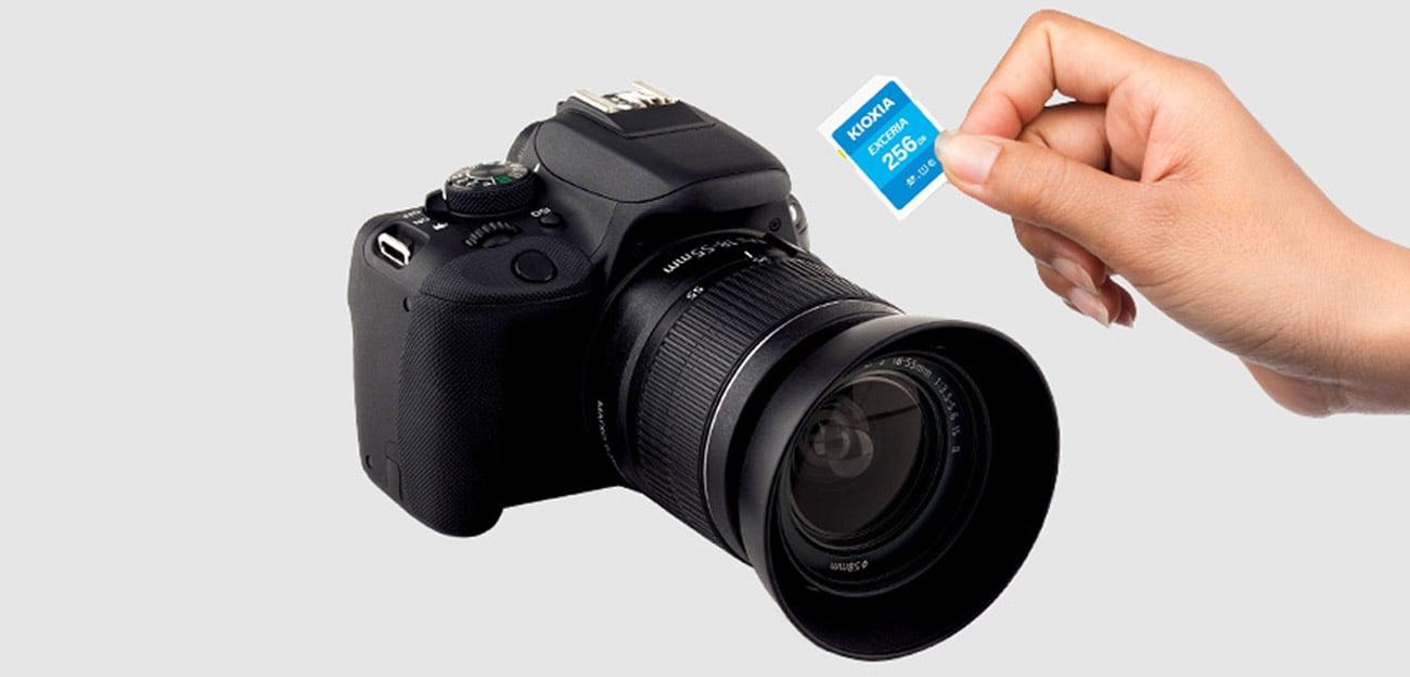 Karta pamięci KIOXIA 32GB SDHC Exceria