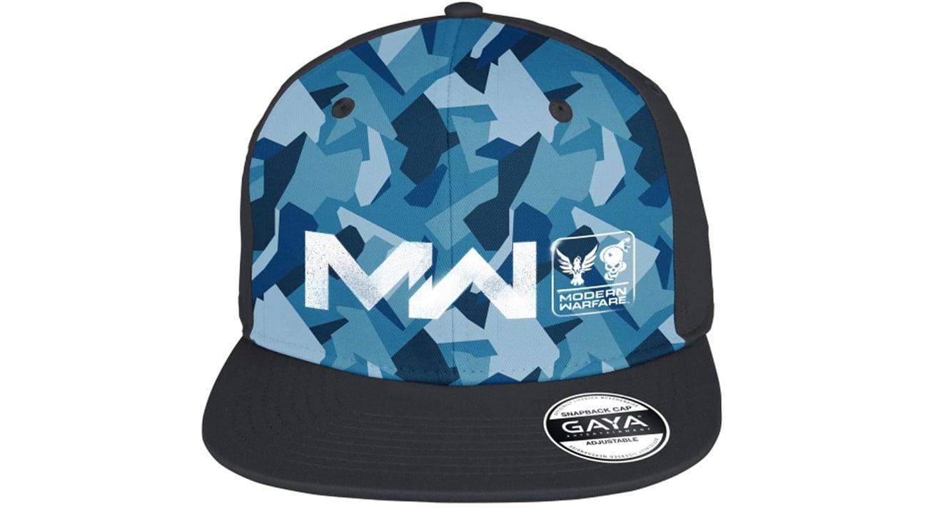 Czapka z daszkiem Call of Duty: Modern Warfare - Logo Blue