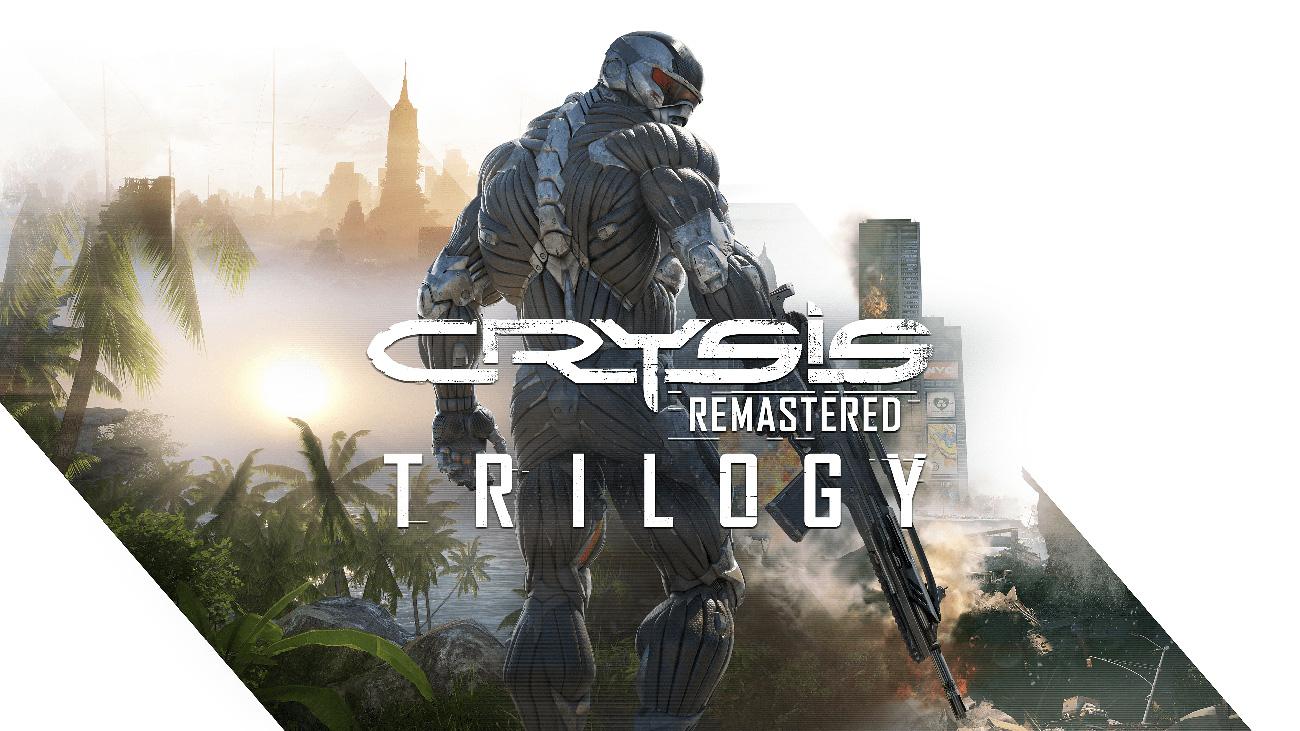 Zestaw 3 gier Crysis Remastered Trilogy na Xbox One