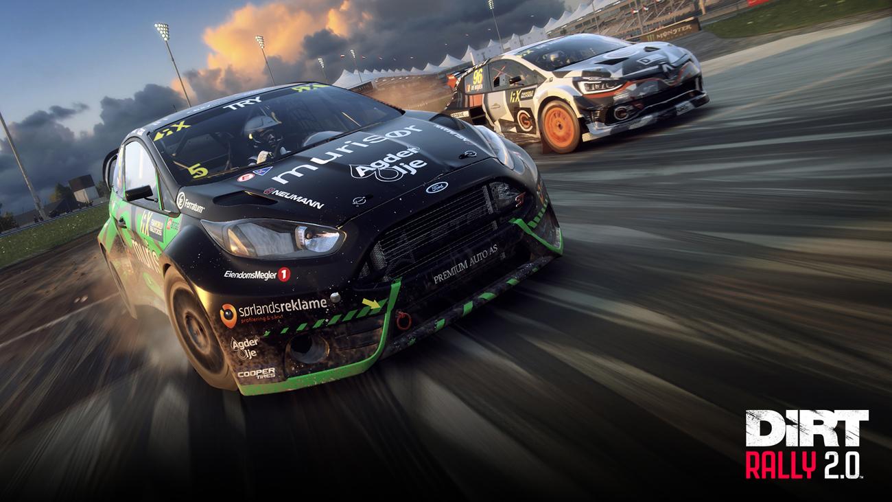 Gra DiRT Rally 2.0 na PlayStation 4