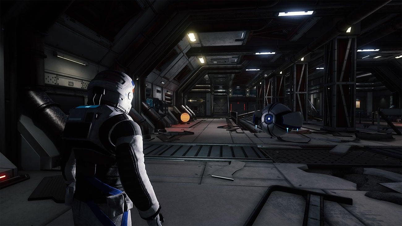 Z pomocą robota odkryj tajemnice kolonistów