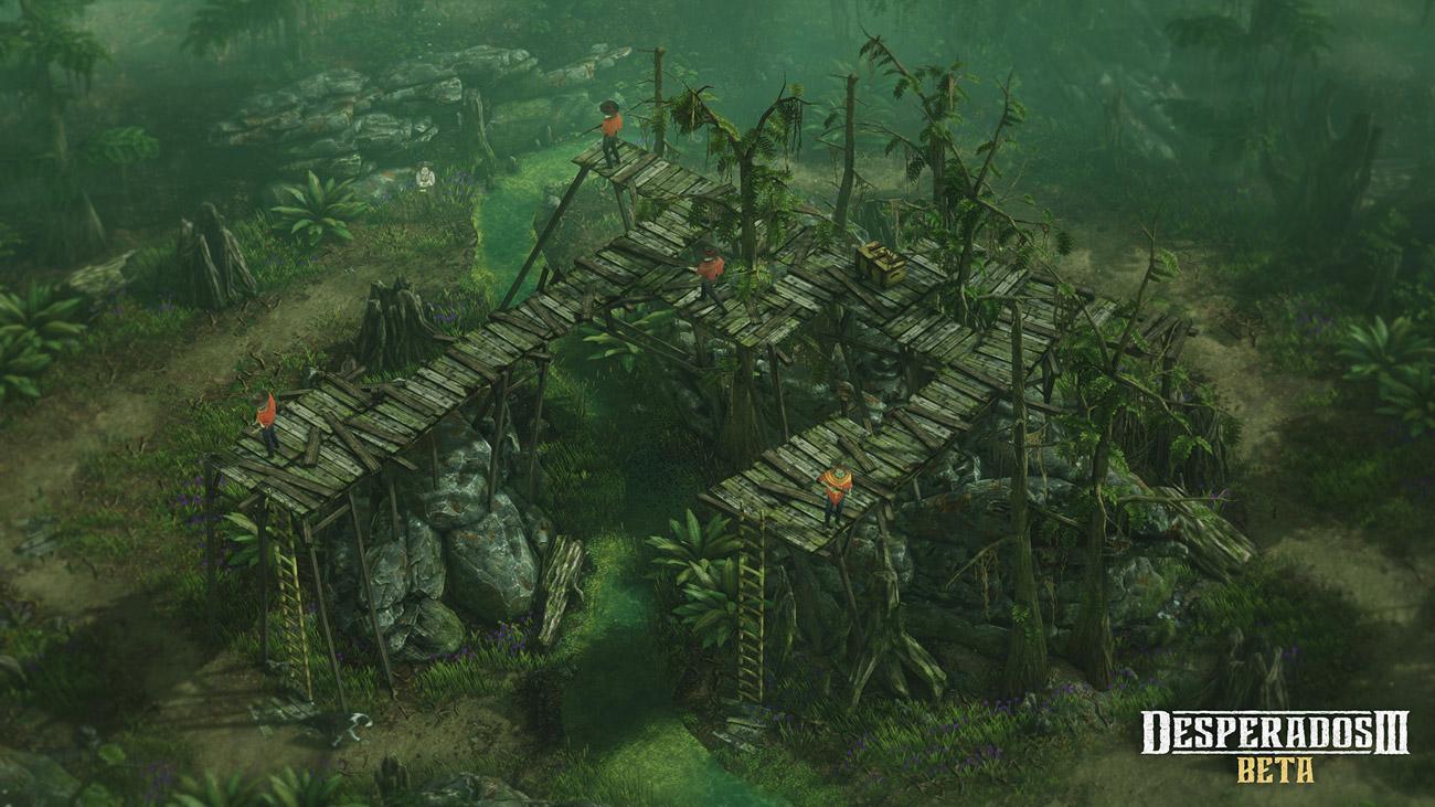 Gra Desperados III na Xbox One