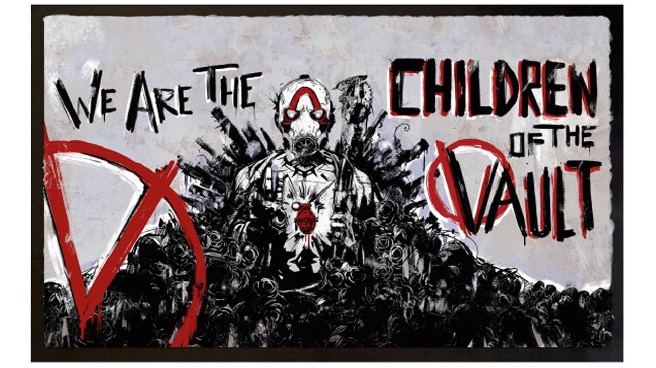 Wycieraczka Borderlands 3 - Children of the Vault