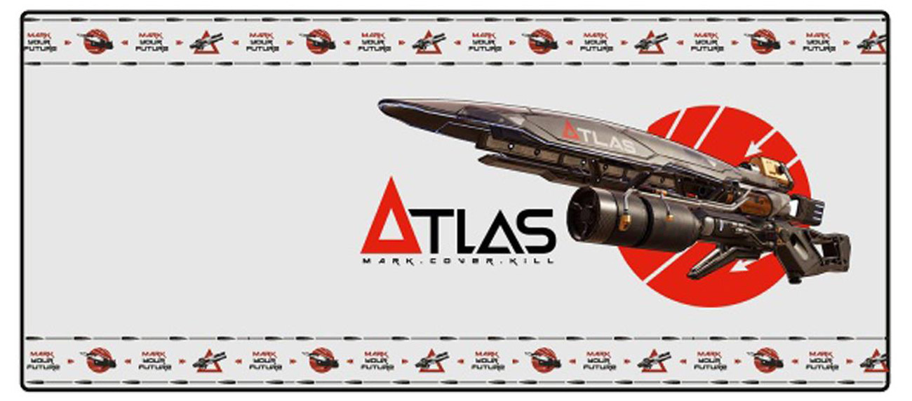 Podkładka pod mysz Borderlands 3 - Atlas