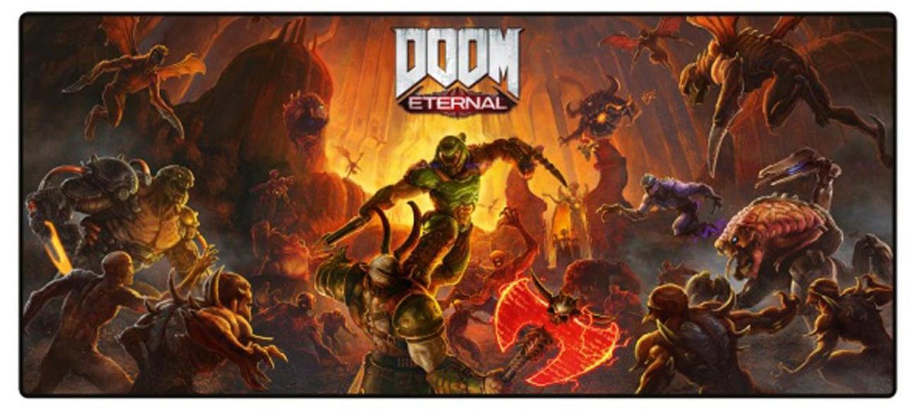 Podkładka pod mysz Doom Eternal - Marauder