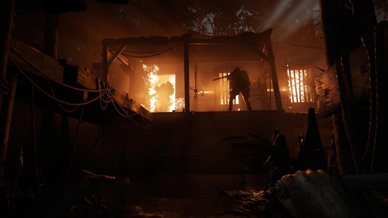 Gra Hunt: Showdown na Xbox One