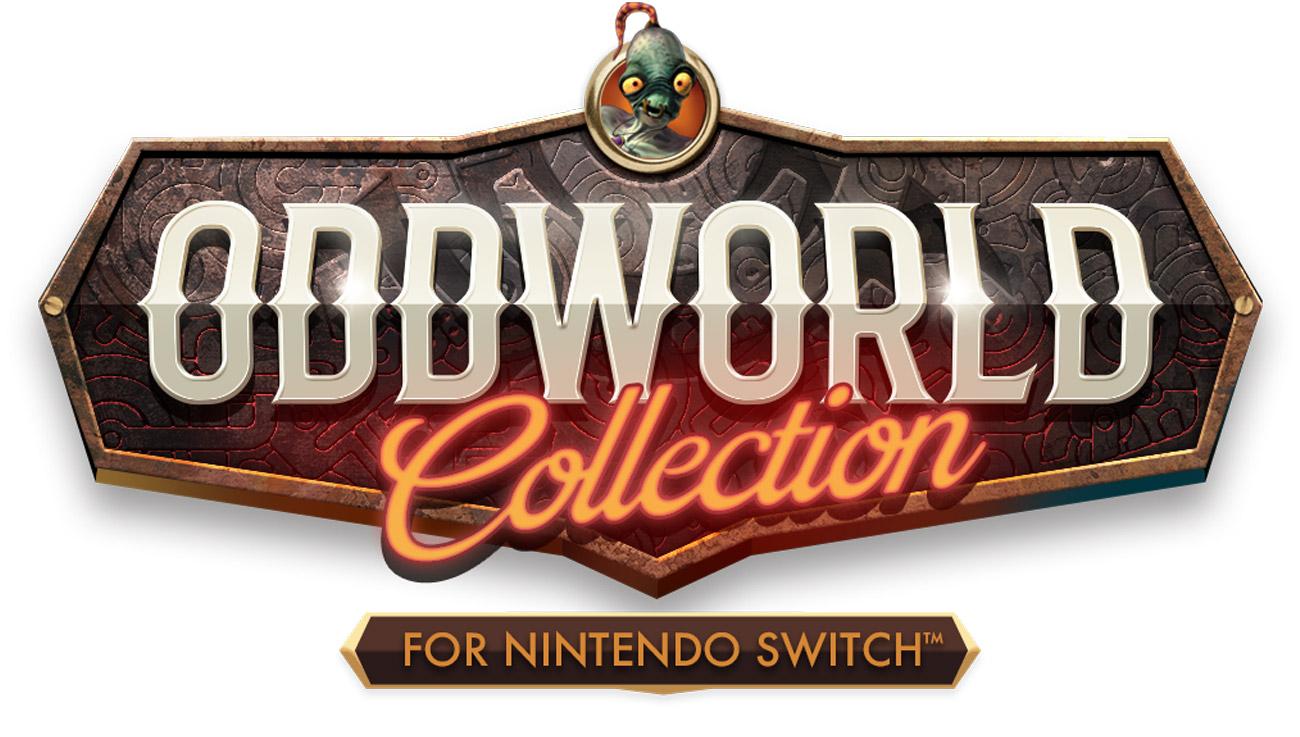 Zestaw 3 gier Oddworld: Collection na Nintendo Switch