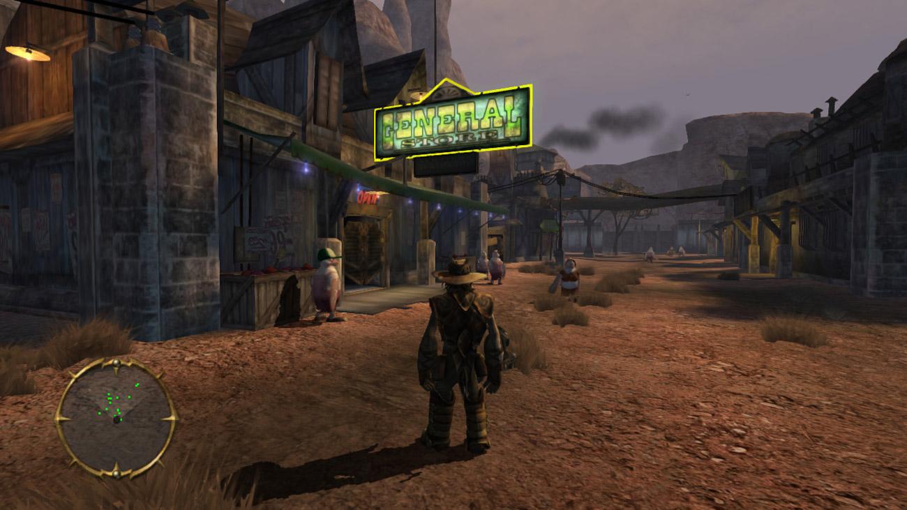 Gra Oddworld: Stranger's Wrath
