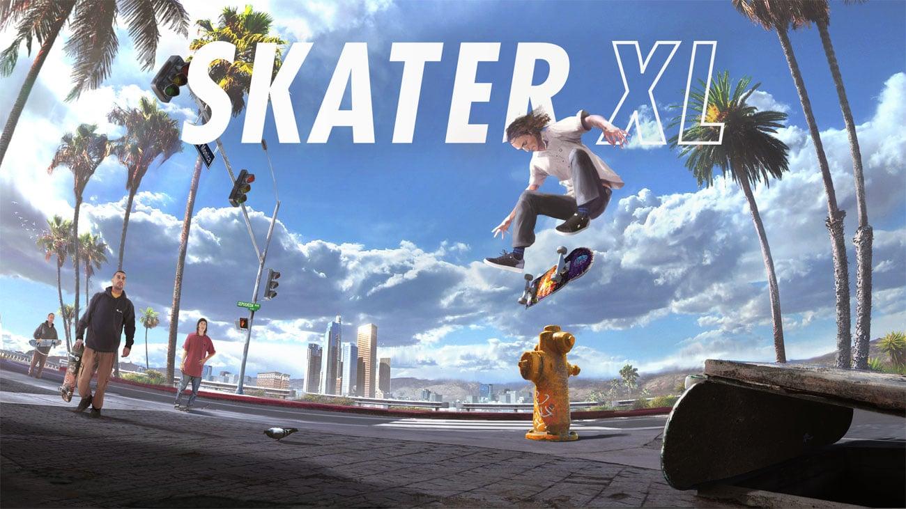 Gra Skater XL - The Ultimate Skateboarding Game na PlayStation 4