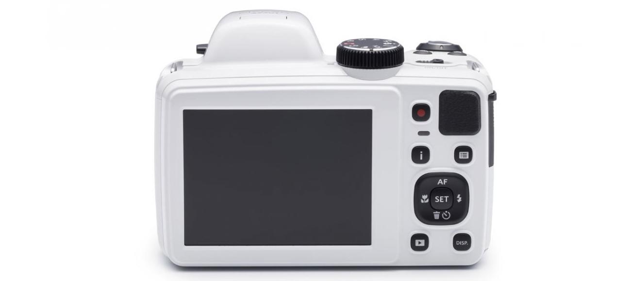 Kodak AZ401 Ogniskowa