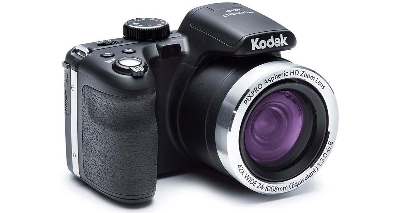 Kodak AZ421 Ogniskowa