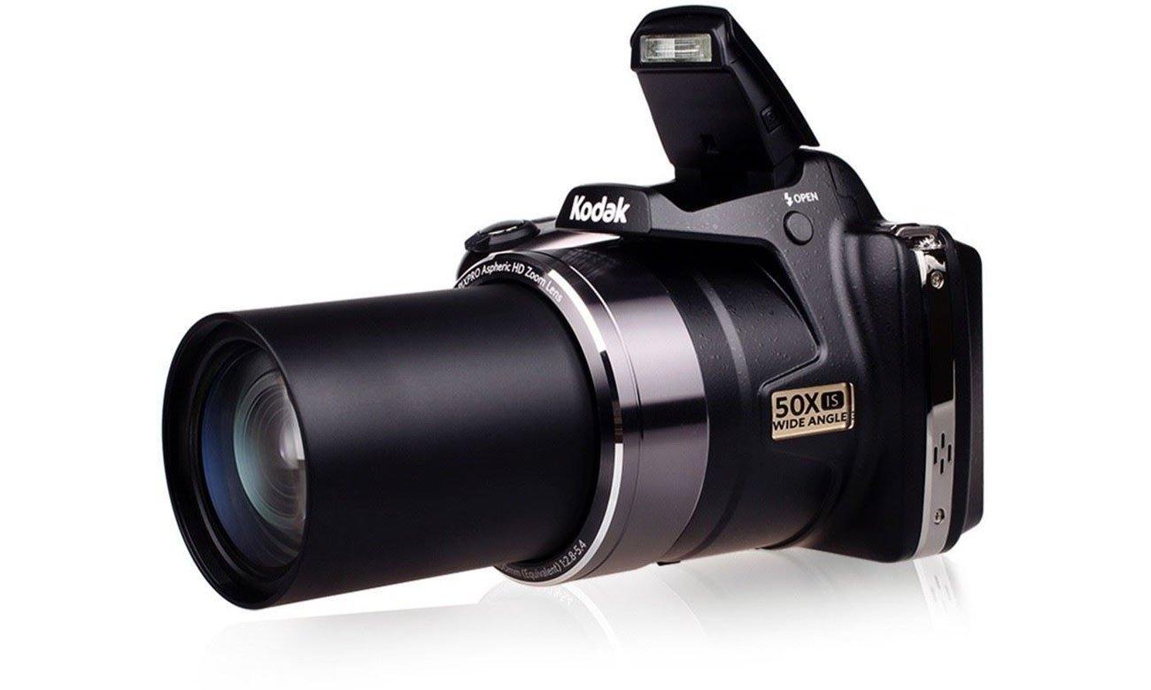 Kodak AZ501 Optyczny stabilizator obrazu