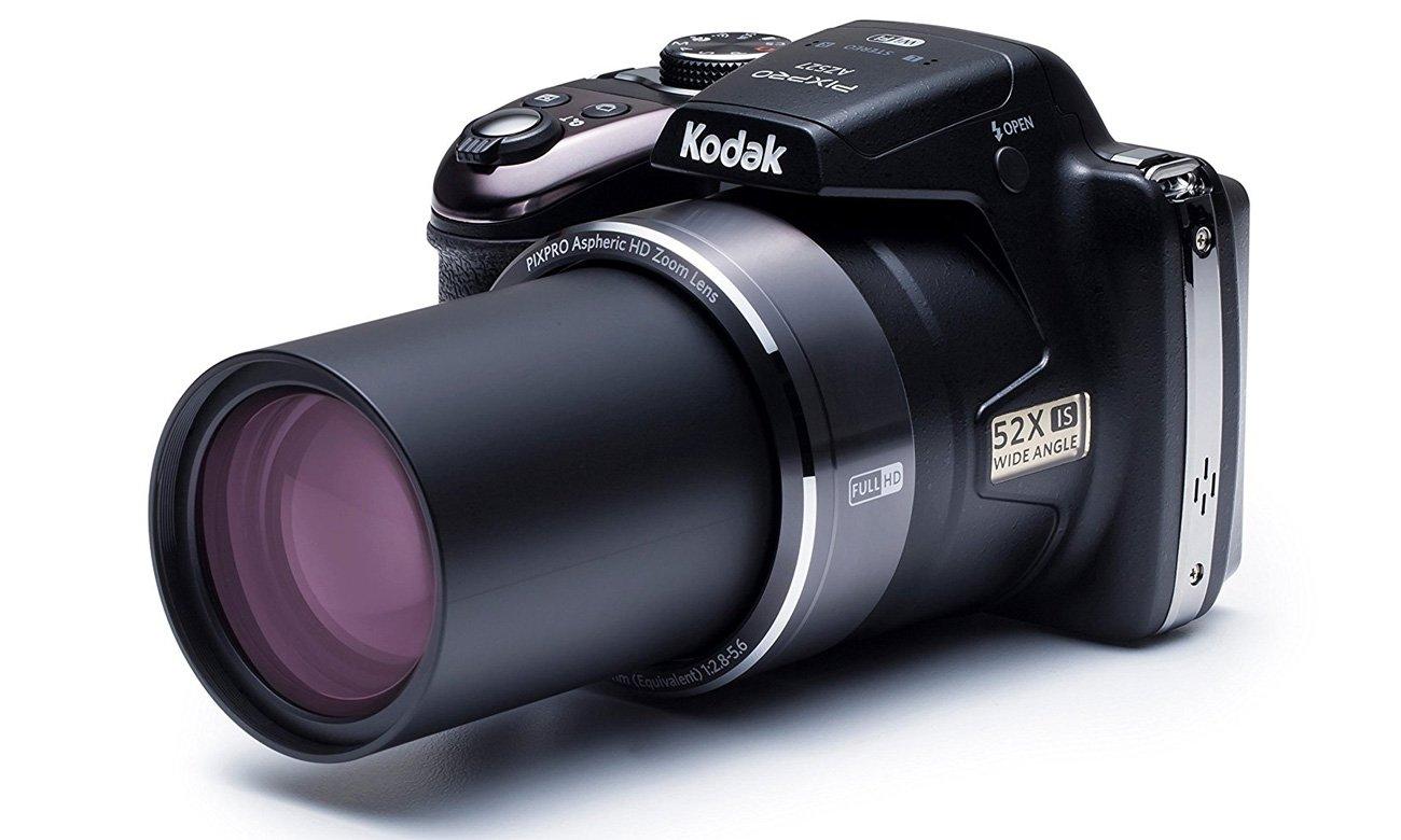 Kodak Astro Zoom Rozdzielczość Full HD