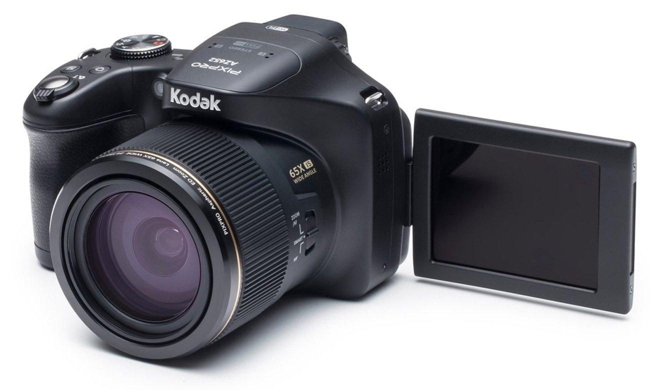 Kodak AZ652 Wyswietlacz