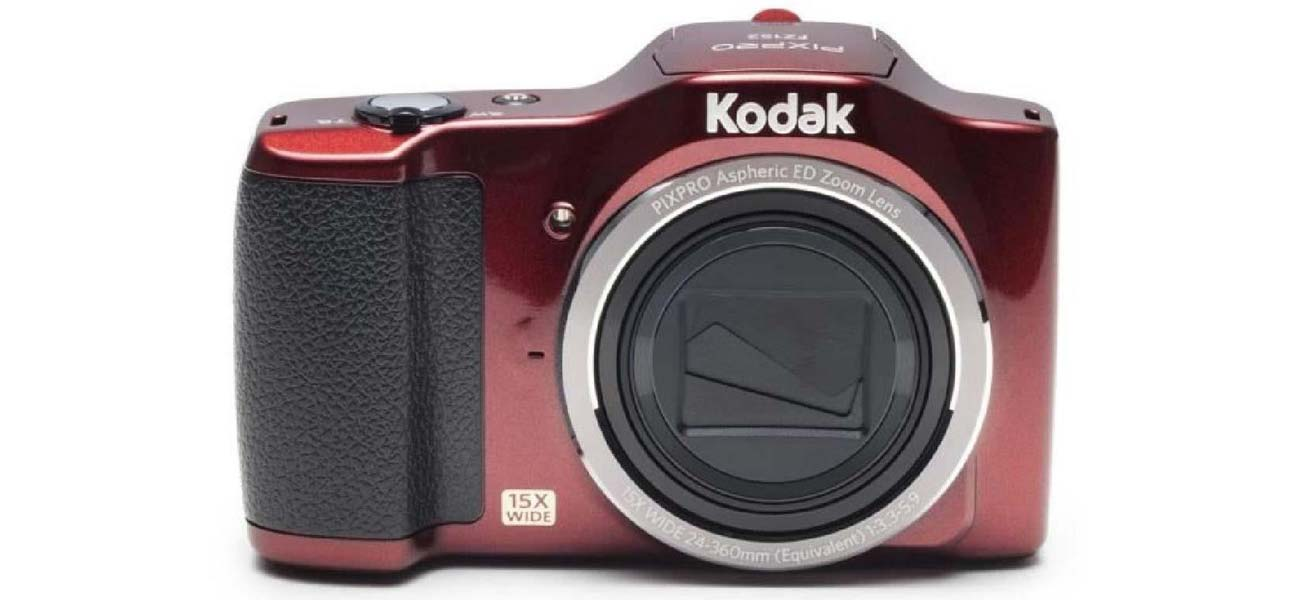 Kodak FZ152 Opis