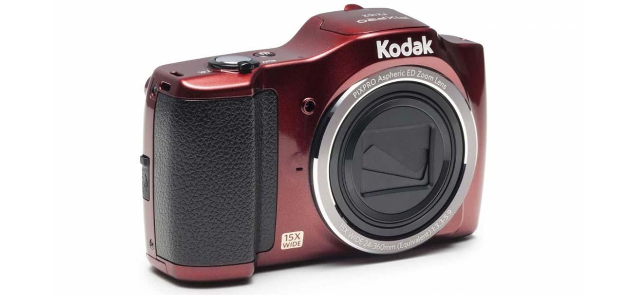 Kodak FZ152 Funkcjonalność