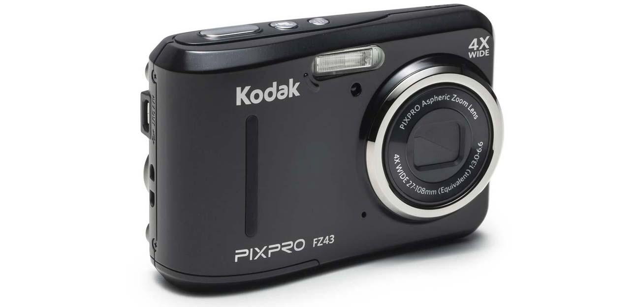 Kodak FZ43 Nagrywanie