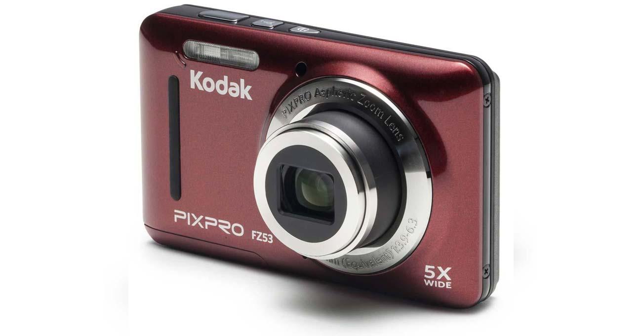 Kodak FZ53 Nagrywanie