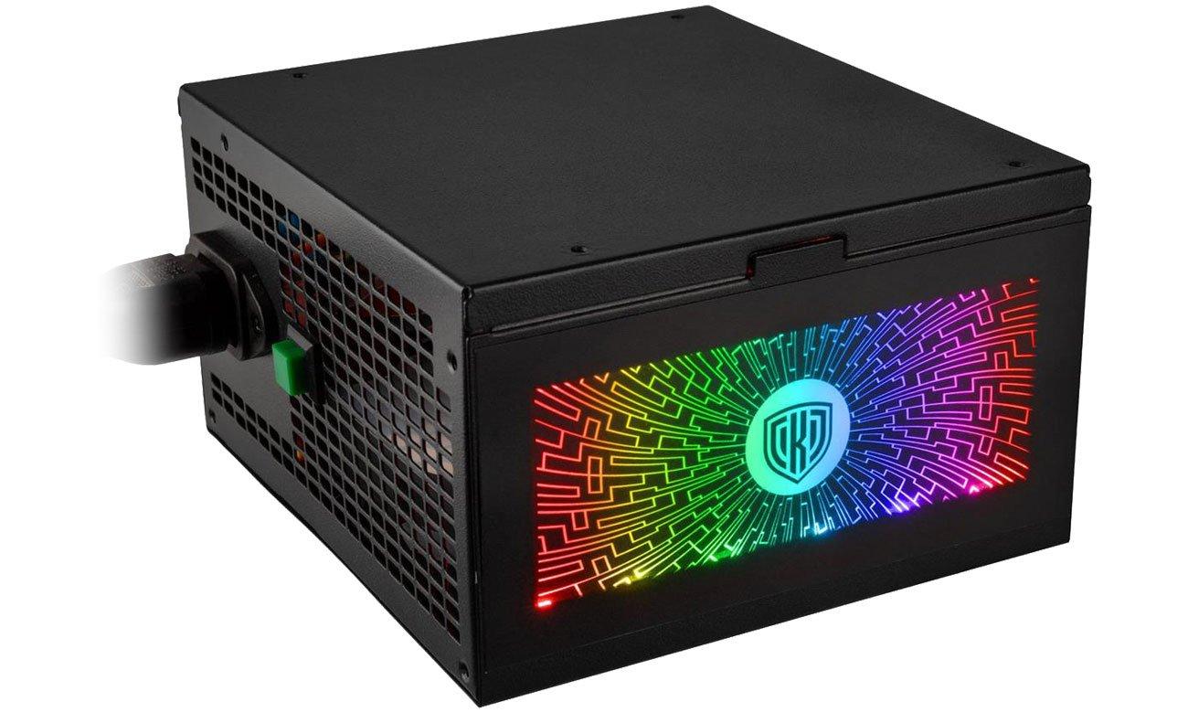 Kolink Core RGB 600W 80 PLUS KL-C600RGB