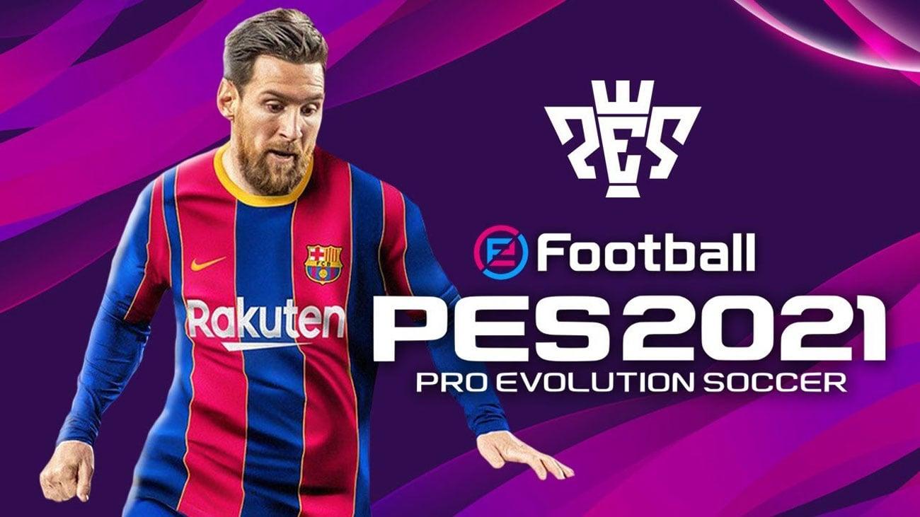 Gra eFootball PES 2021 na Xbox One