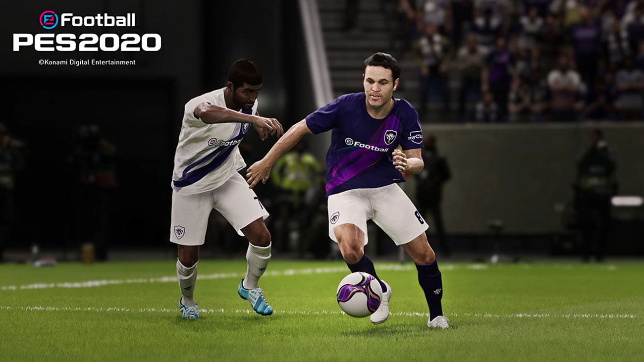 KONAMI eFootball PES2020 - Andres Iniesta