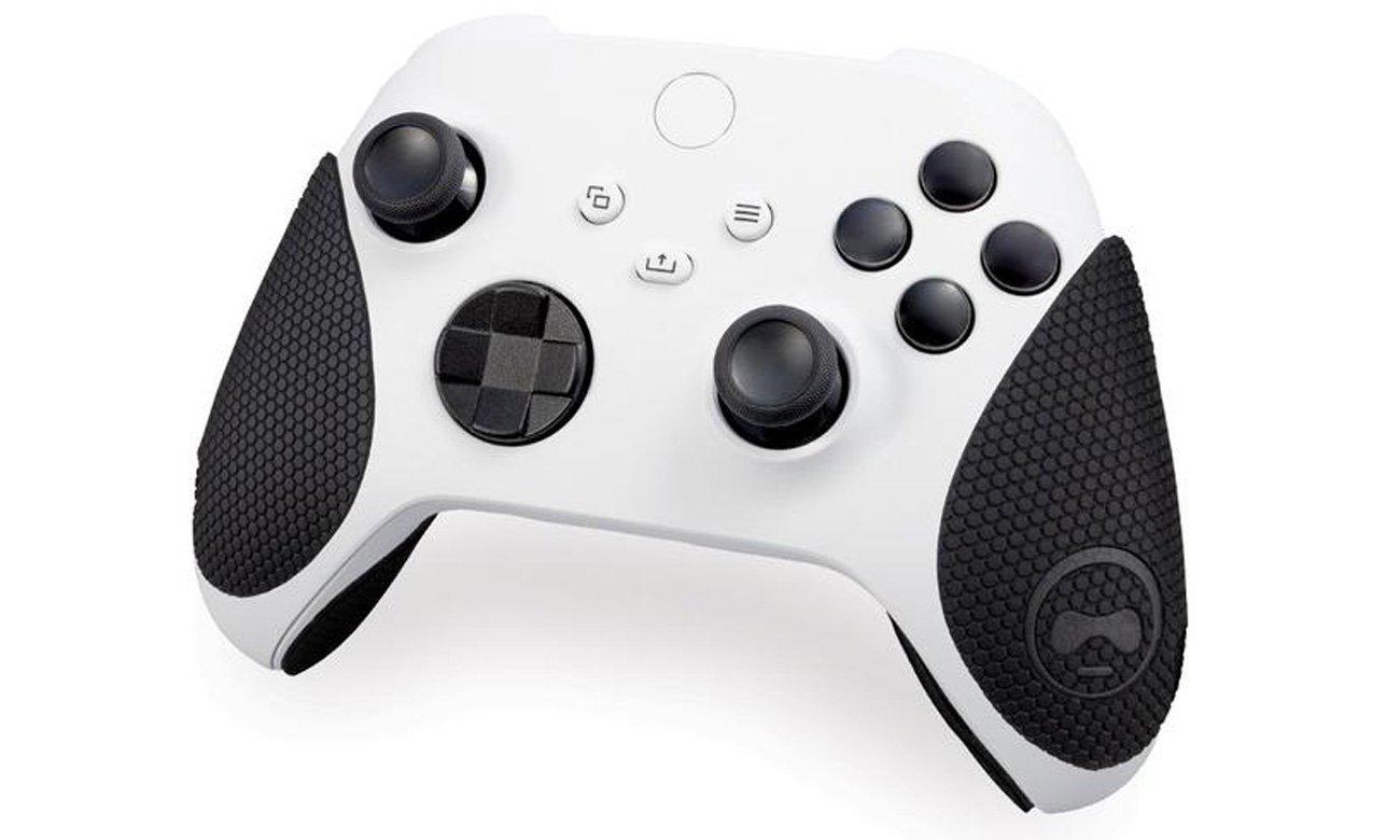 Nakładki na uchwyty KontrolFreek Performance Grips Czarne do Xbox Series X|S i Xbox One