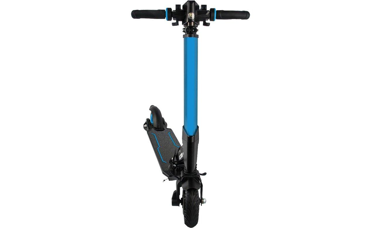 Koowheel E1 Niebieska - Oświetlenie