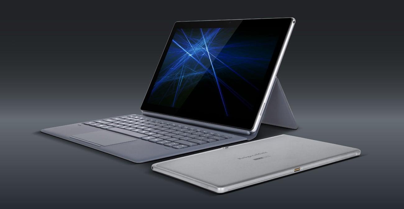 Tablet 2w1 Kruger&Matz EDGE 1162 elegancki design
