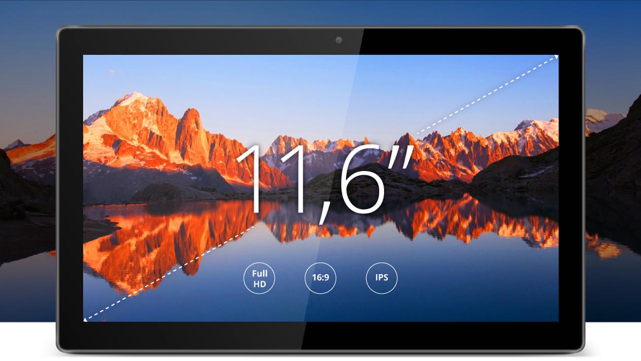 Tablet 2w1 Kruger&Matz EDGE 1162 ekran ips dotykowy
