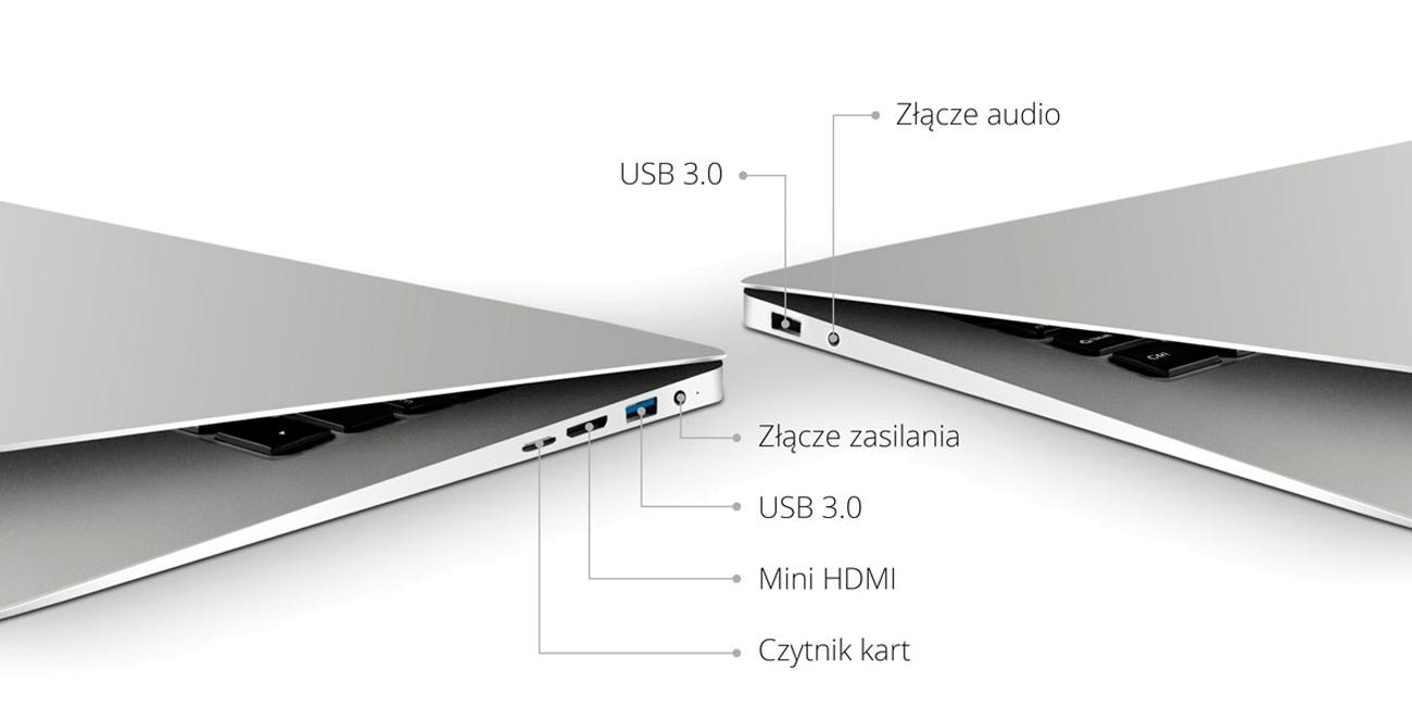 Kruger&Matz Explore 1403 FHD HDMI USB 3.0