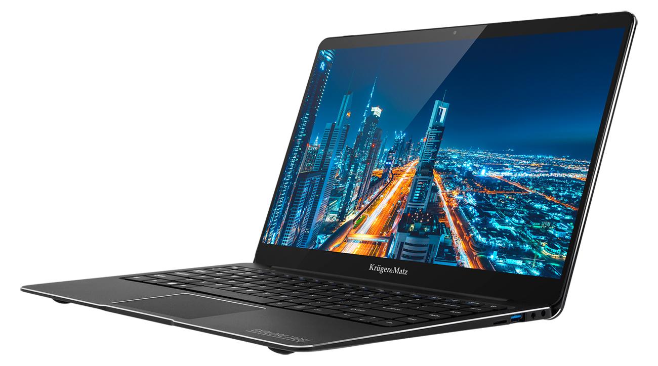 Kruger&Matz Explore 1405 smukły lekki laptop