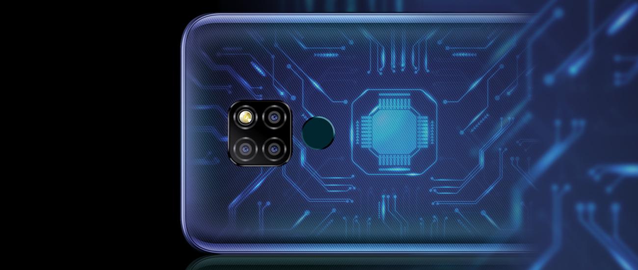 Kruger&Matz FLOW 7s 8-rdzeniowy procesor MediaTek Helio P22