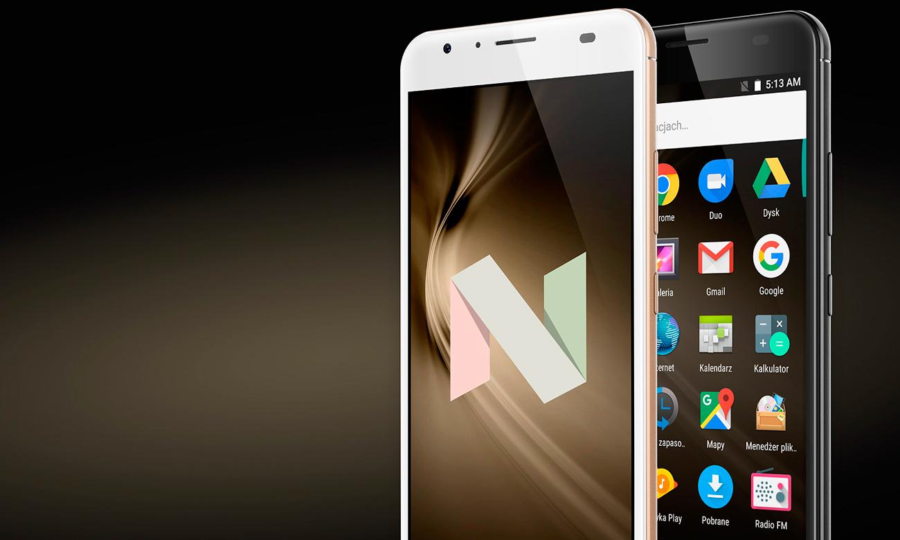 Kruger&Matz LIVE 5+ android 7.0 nougat