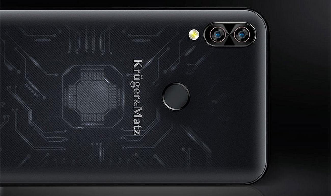 Kruger&Matz MOVE 9 4-rdzeniowy procesor MediaTek