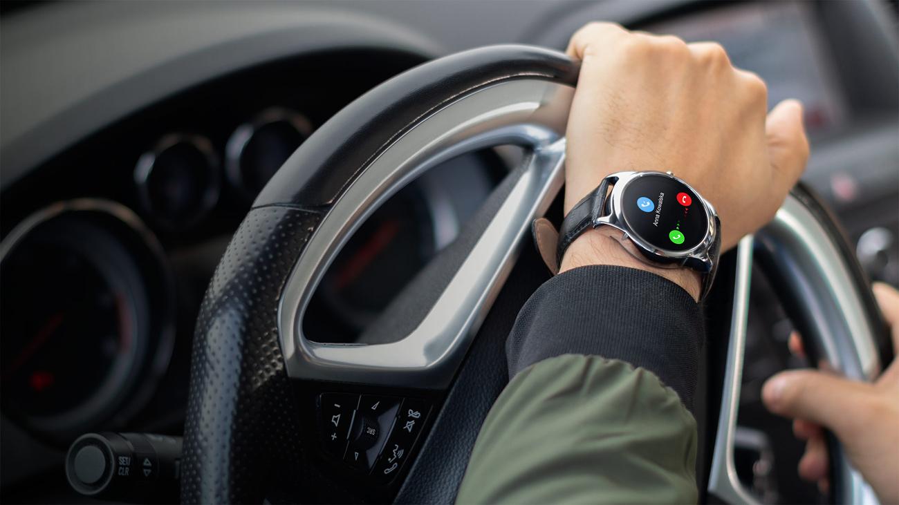KrugerMatz style 2 zegarek inteligentny