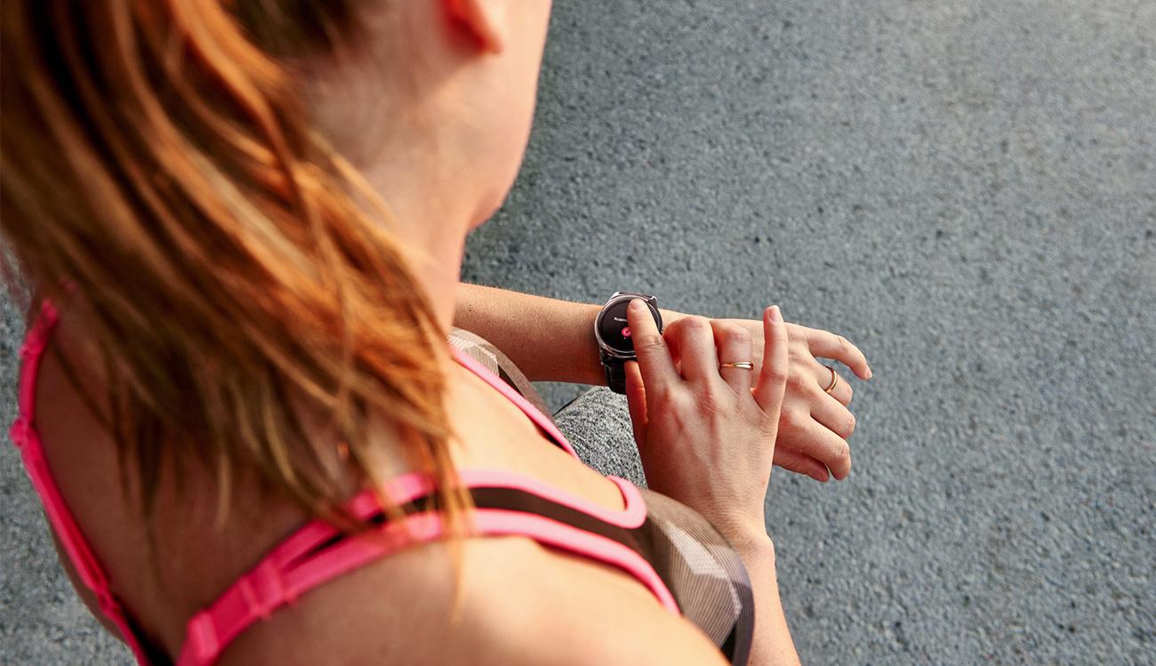 KrugerMatz style 2 zegarek dla sportowców