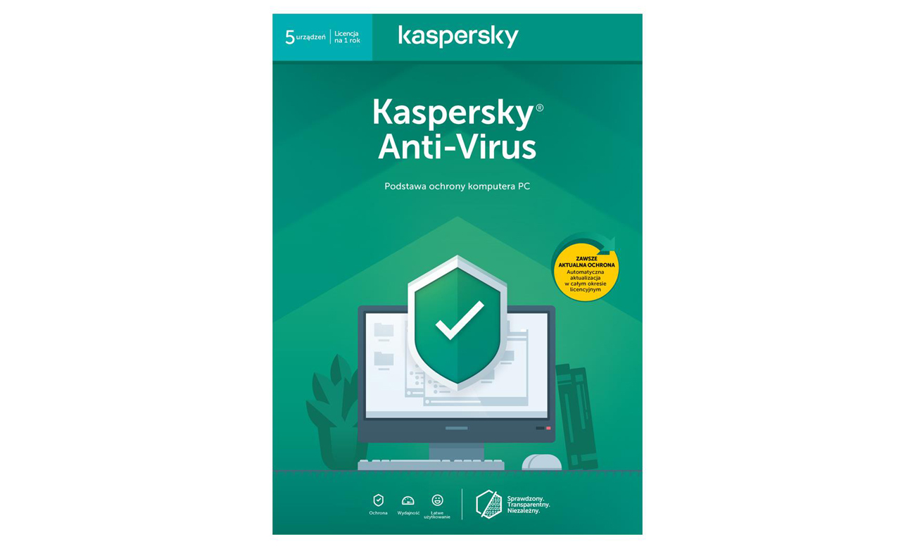 kaspersky anti-virus ESD