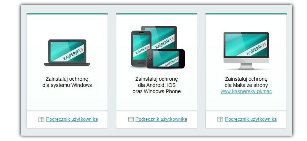 Kaspersky Total Security Multi-Device ESD Ochrona wielu urządzeń