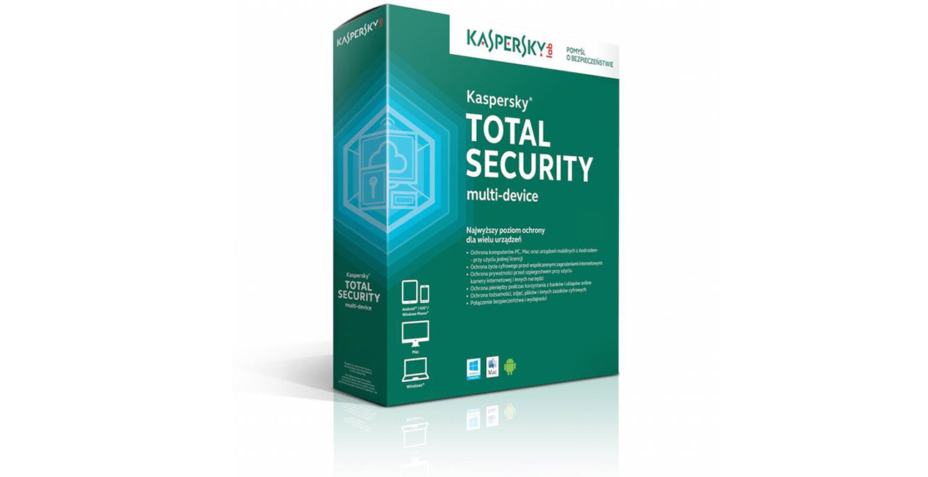 Kaspersky Total Security Multi-Device ESD Ochrona dzieci przed zagrożeniami internetowymi
