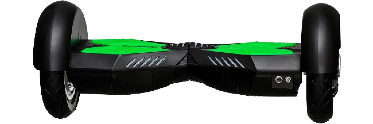 Balance Scooter KX-PRO 10. widok z przodu
