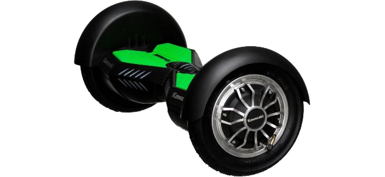 Kawasaki Balance Scooter KX-PRO 10.0 widok z boku