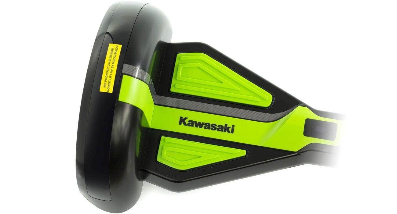 Kawasaki KX-PRO 10.0D Obudowa