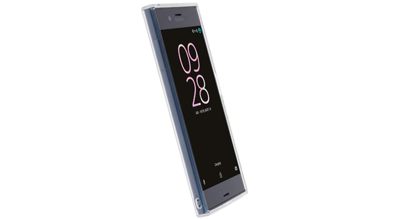 Krusell Kivic Cover do Sony Xperia XZ widok z przodu