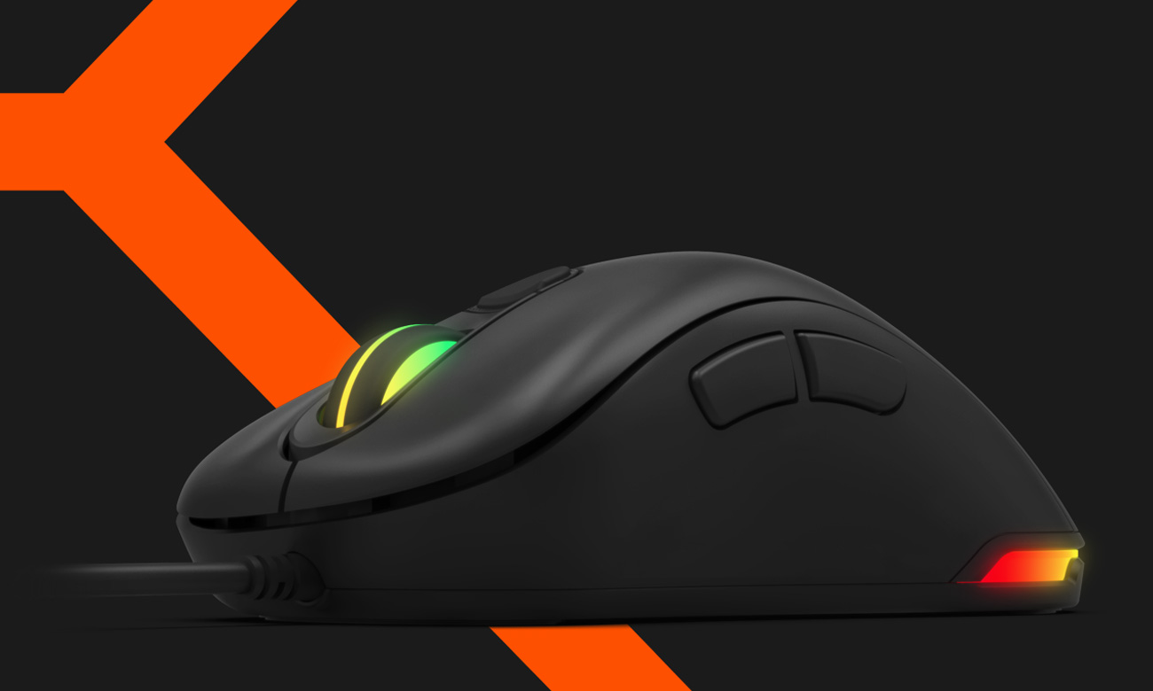 Gamingowa mysz KRUX Beam