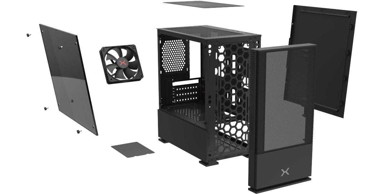 Obudowa do komputera KRUX PRISM KRX0036