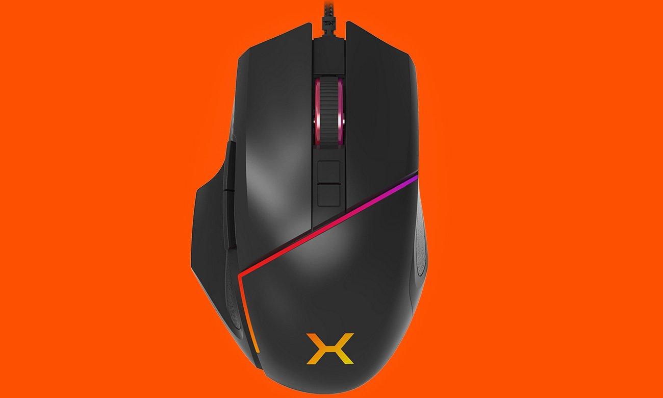 Mysz przewodowa KRUX Fuze