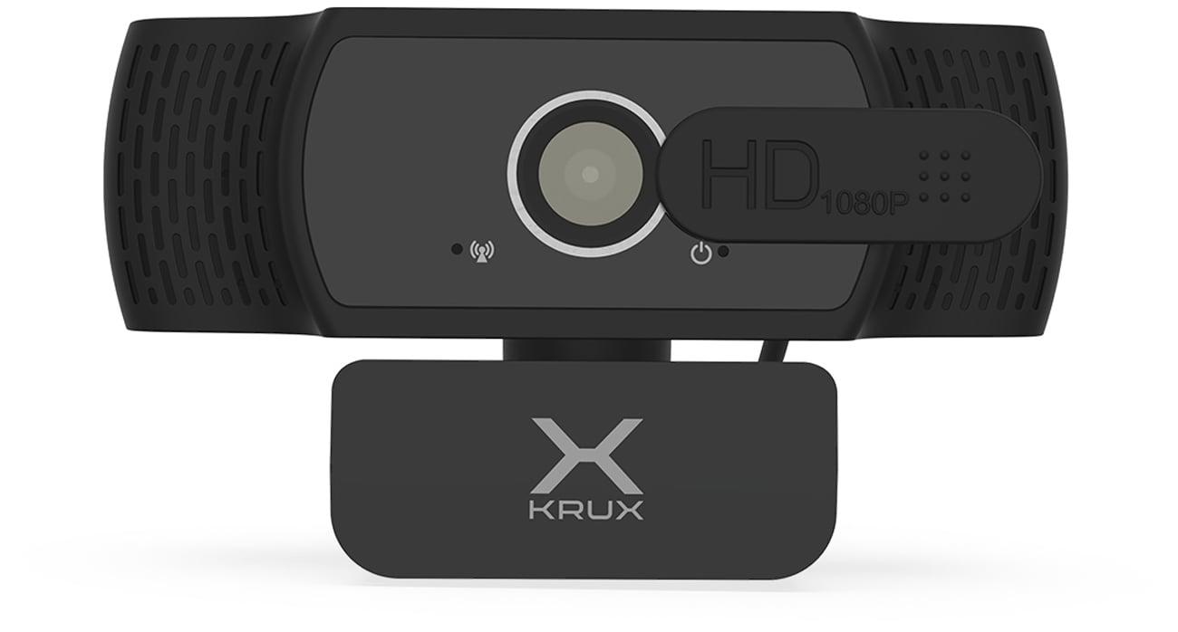 Kamera internetowa KRUX Streaming Webcam Full HD