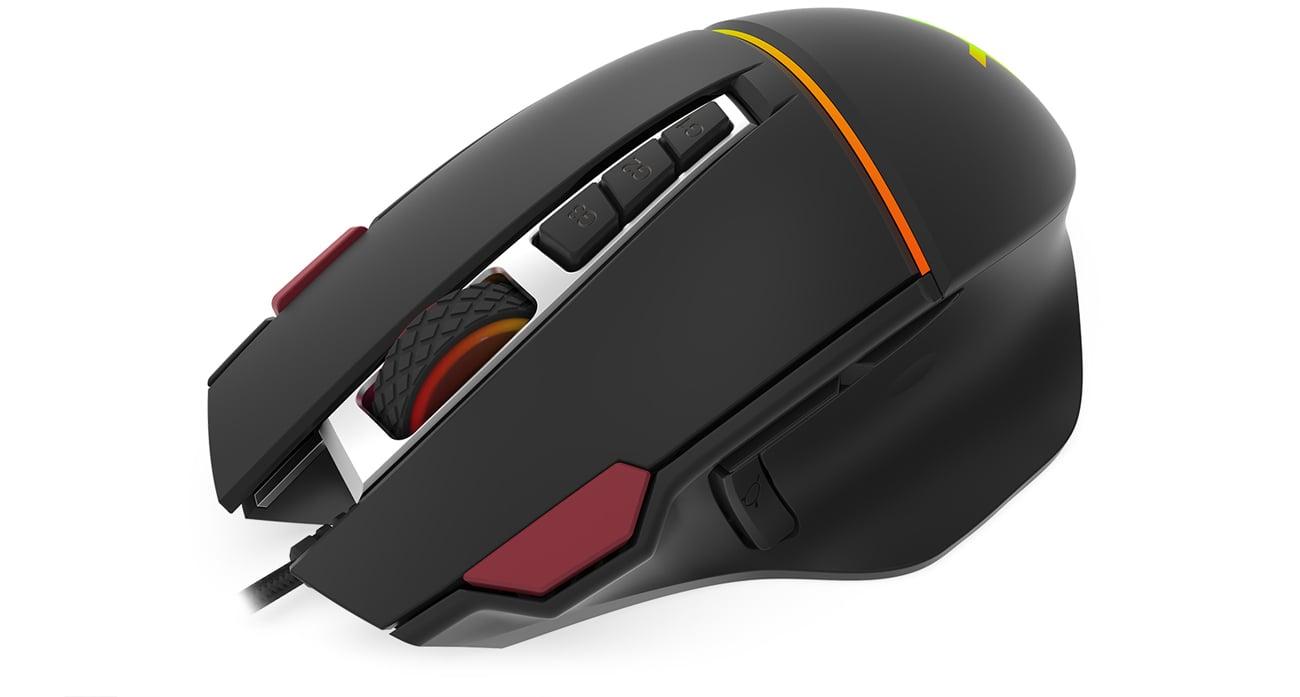 Mysz gamingowa Krux Fuze PRO