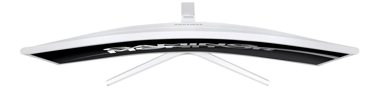 Samsung C32JG51FDUX Curved Zakrzywienie 1800R