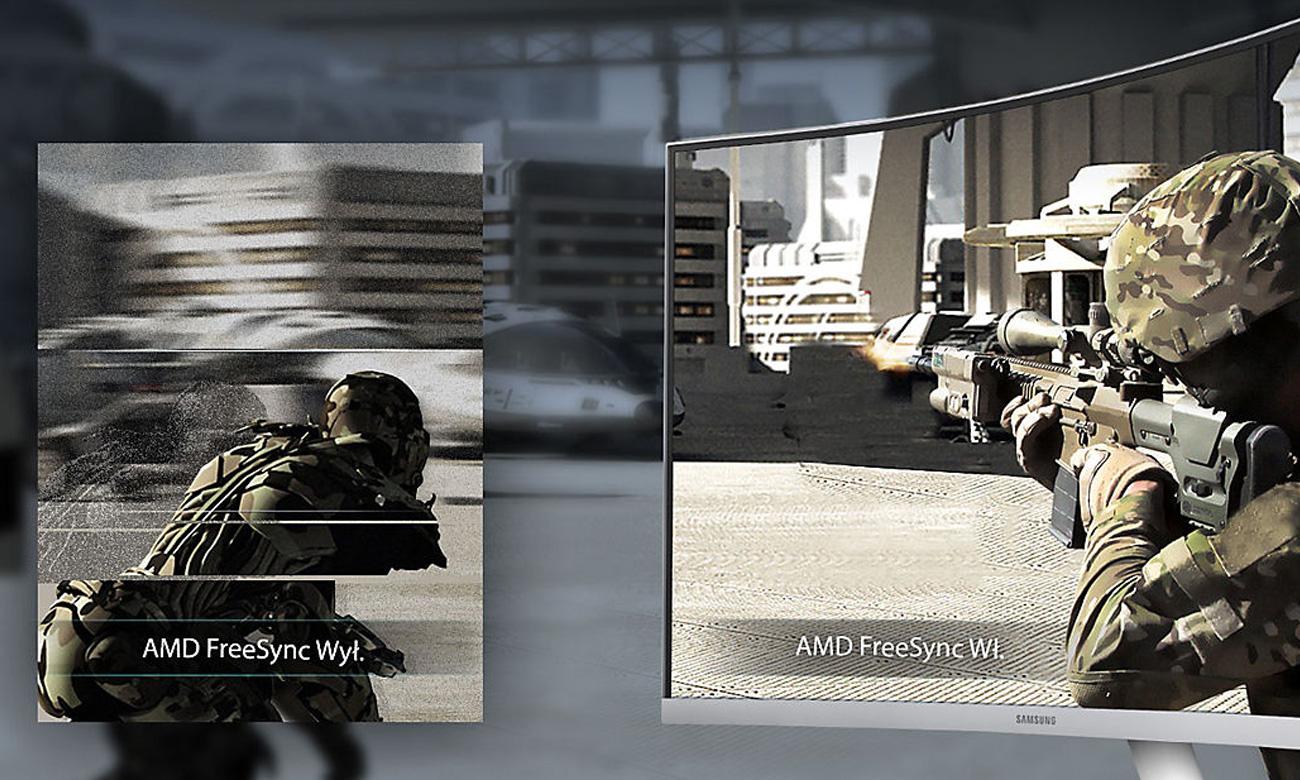 Samsung C32JG51FDUX Curved AMD FreeSync